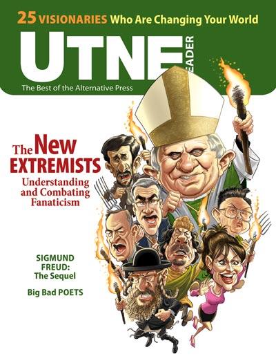 UTNE mag cover