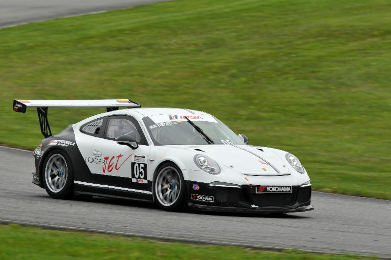 Angel Benitez Jr. at Lime Rock Park