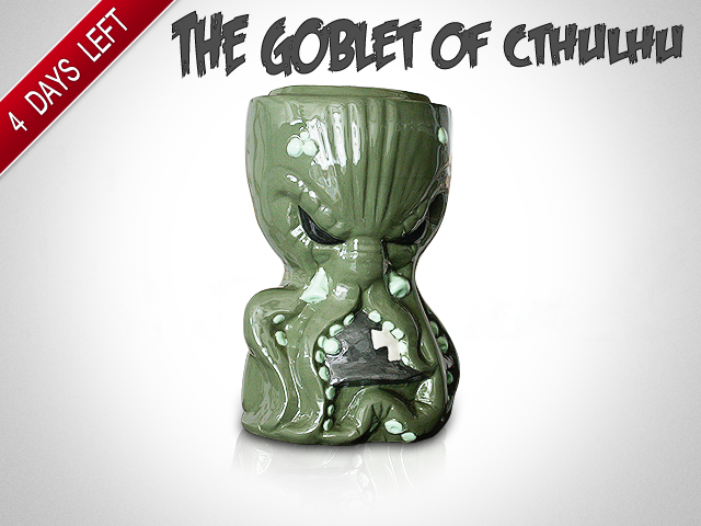 Goblet of Cthulhu