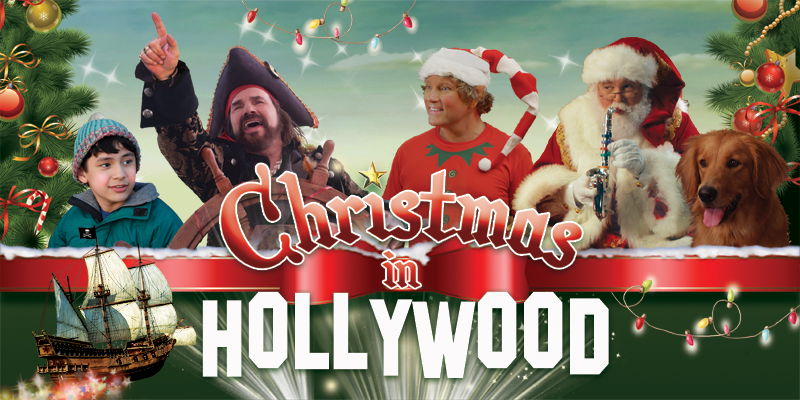 Christmas in Hollywood CC image