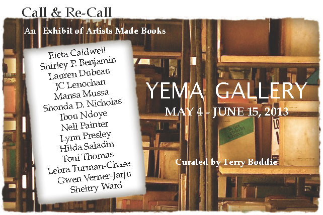 Yema Gallery Call-Re-Call