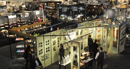 Buyers Market Show Floor