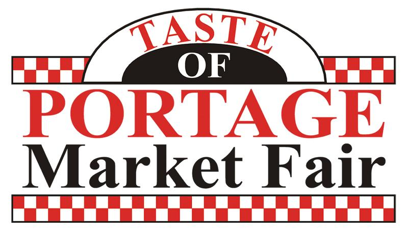 taste of portage logo