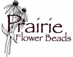 prairie flower beads logo