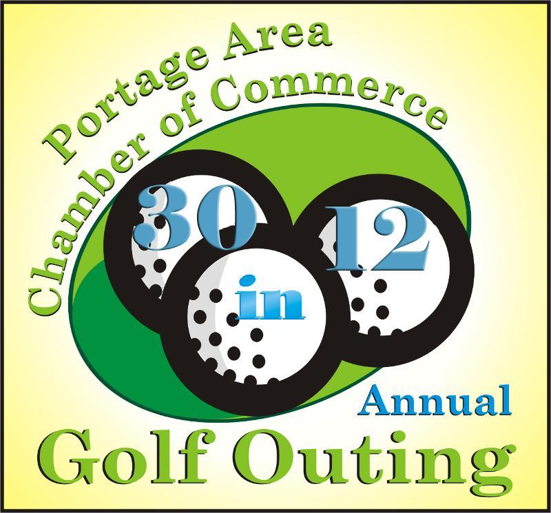 golf outing 2012 logo