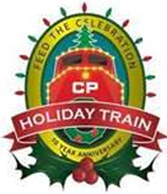 holiday train logo
