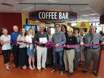 jims bp ribbon cutting