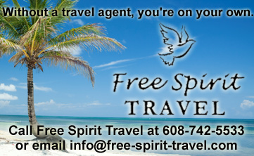 Free Spirit Travel ad