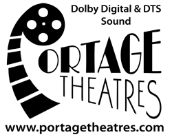 portage theaters logo