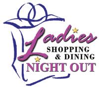 ladies shopping logo