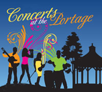 concert at the Portage
