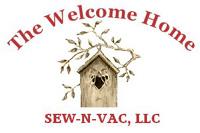 welcome home sew logo