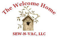 welcome home sew logo