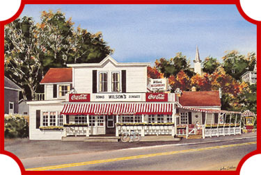 Wilson's Ice Cream Parlor
