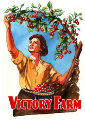 Victory Farm Logo