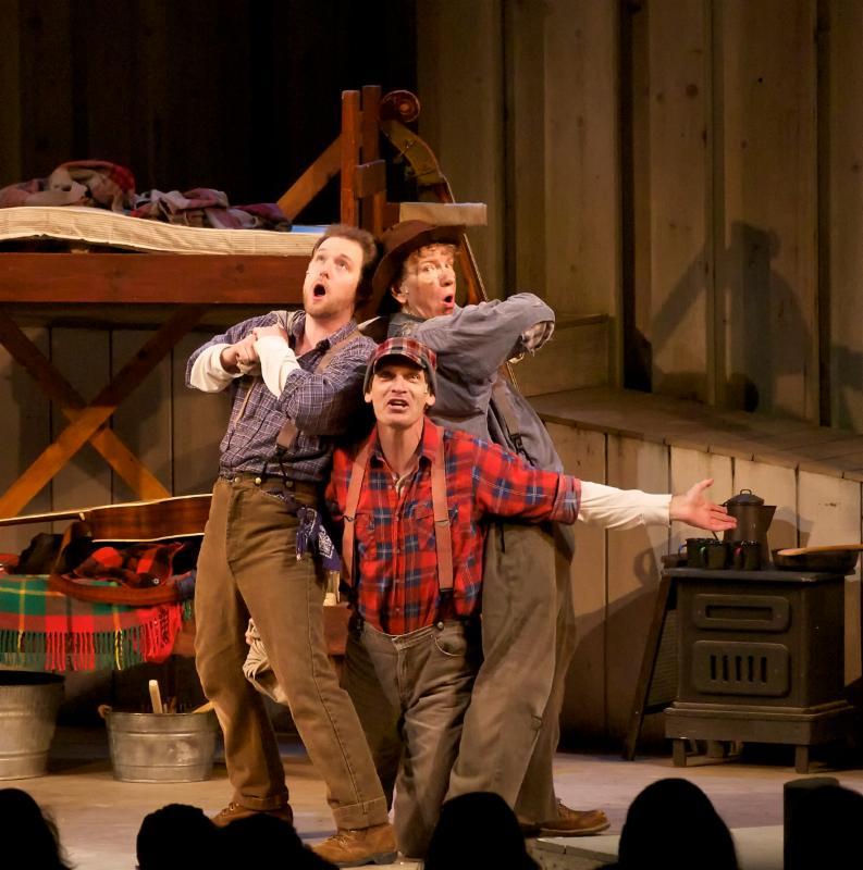 Lumberjacks in Love