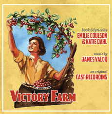 Victory Farm Cast Album CD Cover