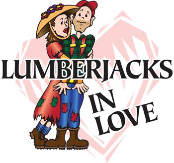 Lumberjacks in Love Logo