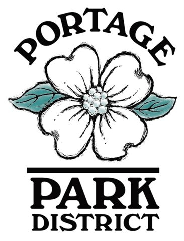 Portage Park District logo