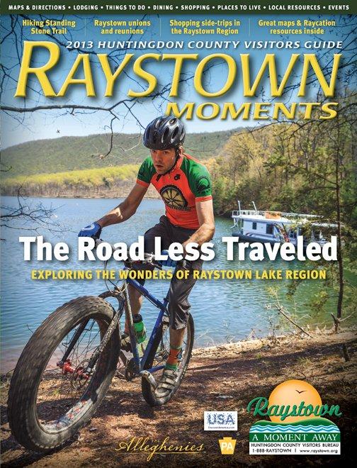 2013 Huntingdon County Visitors Guide