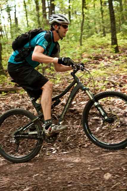 Allegrippis Trails at Raystown Lake, photo by A. E. Landes