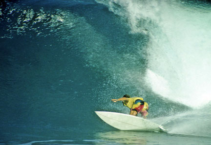 Simon Anderson Thruster Rocky Point