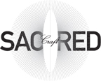 Sacred Craft logo bw