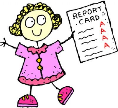Kid Report Card