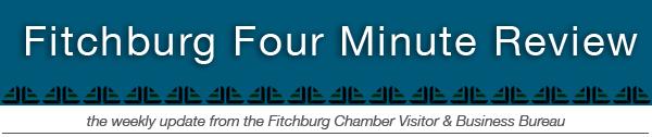 Four Minute Review header - new logo