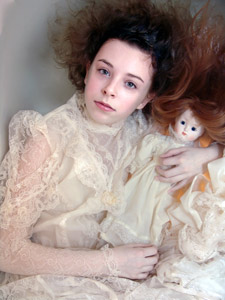 Two Dolls by Wendy Sacks