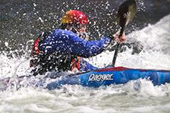 Kayaker by Don Race