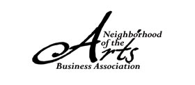 Neighborhood of the Arts Logo