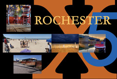Rochester by 5