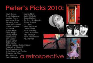 Peter's Picks 2010