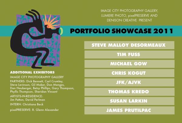 Portfolio Showcase 2011