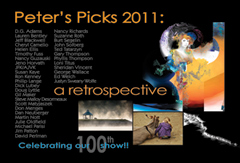 Peter's Picks Showcard