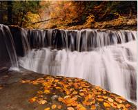 Cascade Fall at Stony Brook