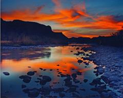 Contrabando Sunset by Gary Thompson