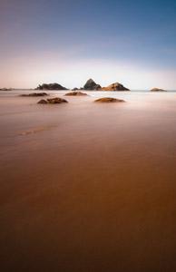 Brookings Beach by Kim Price