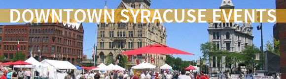 Events in Syracuse New York