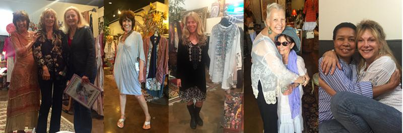 Joanne, Karen LP, KK, Luna, Chetna, Jackie and me