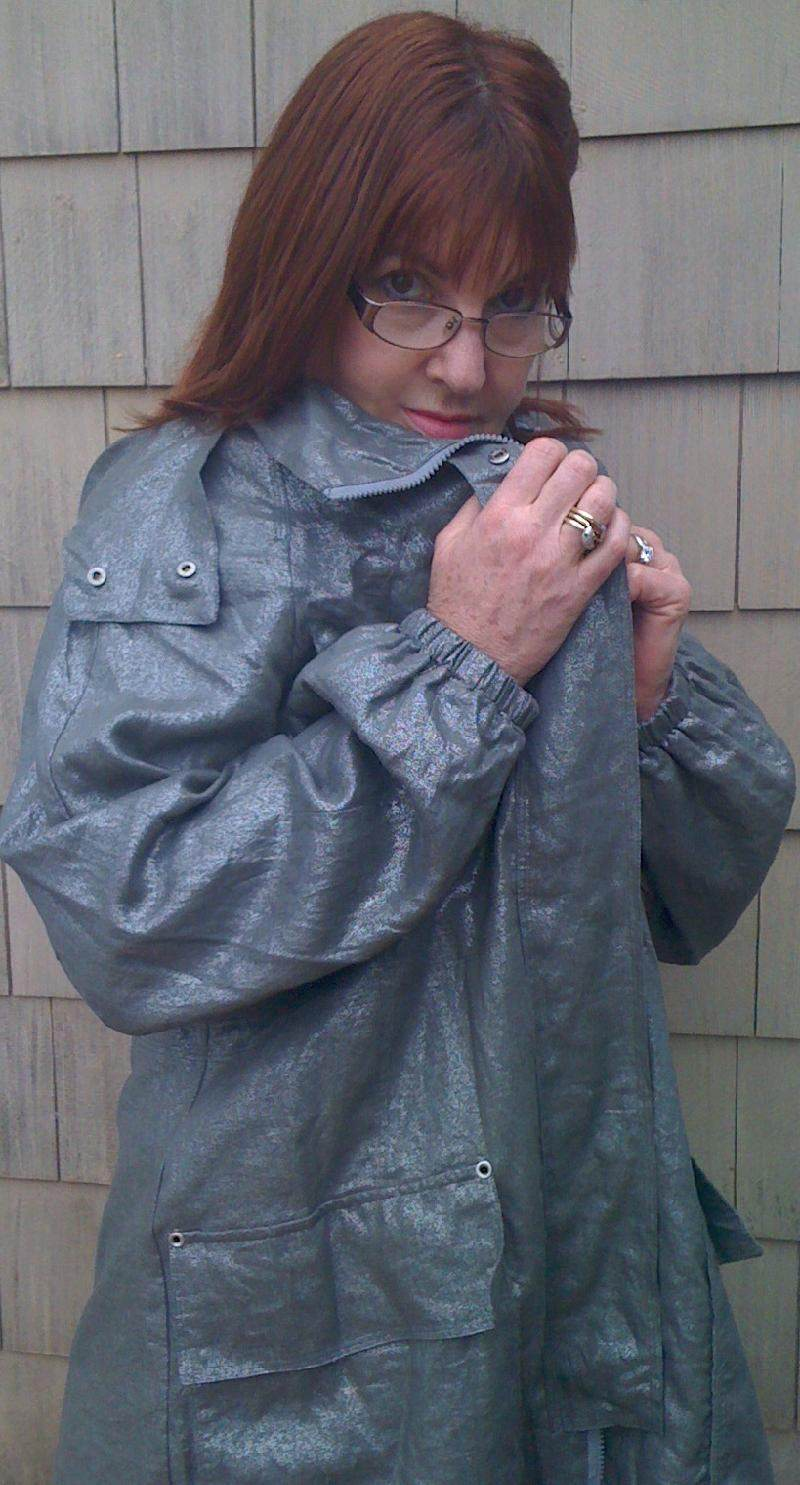 Biya Spy Coat