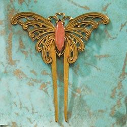 butterfly quartz