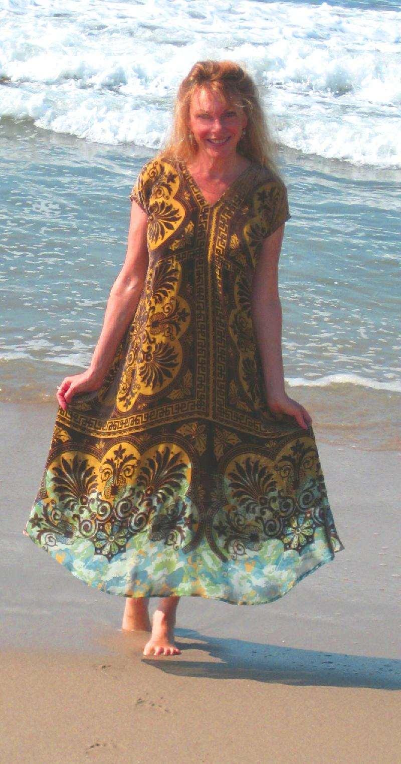 Devi Beach dress