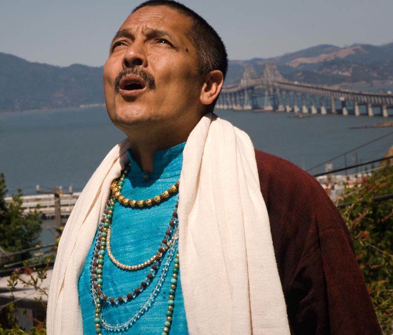 Romio chanting Bay Area