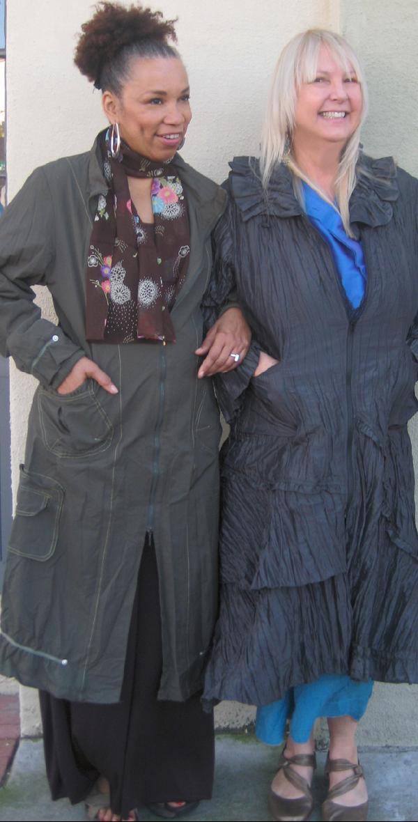 Amira & Tashi French Trench coats