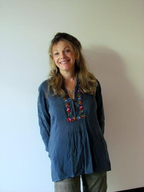 JW tencel blouse