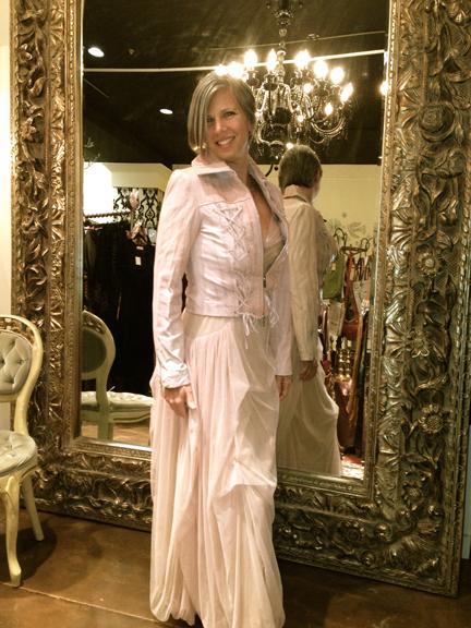 Nataya dress Julie Bird