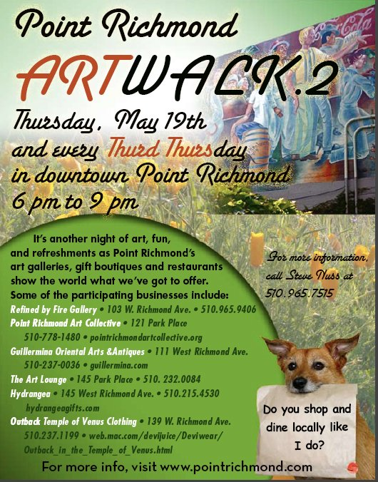 Art Walk 5/19