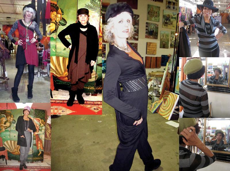 Deca collage